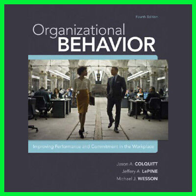 Organizational Behavior Improving Performance (E-book) {PDF}⚡Fast Delivery(10s)⚡