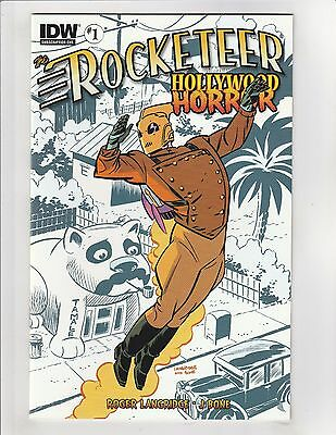 Rocketeer: Hollywood Horror #1,1,3 LOT IDW Comics $4 Flat-Rate Shipping!