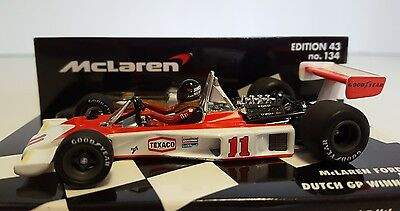 1976 Mclaren Ford M23 James Hunt in 1:43 Scala da Minichamps 530764321