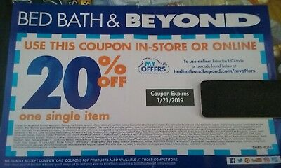 Bed Bath Beyond Coupons 500 Picclick
