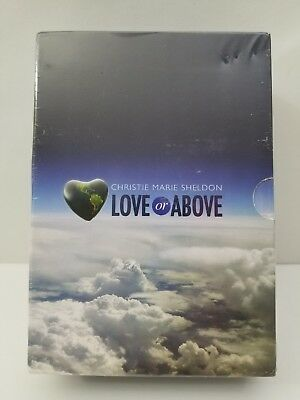 7 CD set Love or Above Audio with Text Companion by Christie Marie Sheldon