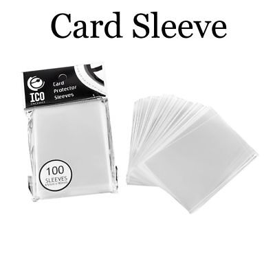 Board Game ID Holders Card Sleeves CPP Matrial Transparent Clear Dustproof
