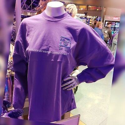 Disney Parks Walt Disney World Spirit Jersey Purple Potion for Adults All Sizes