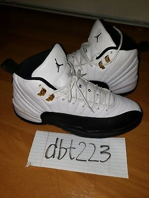 premium selection c6199 991c9 2008 Nike Air Jordan Collezione 12 XII Taxis Countdown Pack CDP sz 11 i iii  v