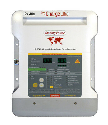 Sterling Ultimate Compresseur Prochargeu 12v 40amp PCU1240