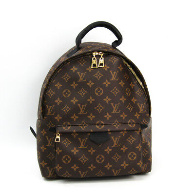8695d8d54512d Louis Vuitton Monogram Palm Springs Backpack MM M41561 Damen Rucksack M  BF333758