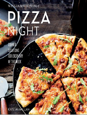 Pizza Recipes - Pizza Night  Dinner Solutions for Every Day of the Week Cookbook