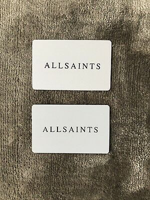 All Saints Gift Card Voucher £53.95