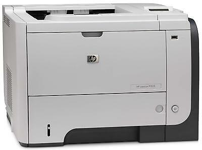 HP LaserJet P3015dn Workgroup Black Laser Printer CE528A With up to 40% Toner