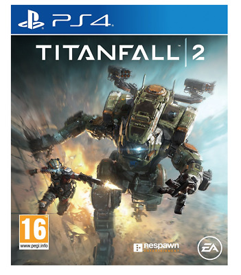 Titanfall 2 PS4 Game BRAND NEW SEALED