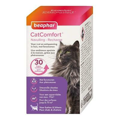 Beaphar - Catcomfort, Recharge anti stress aux Phéromones - Chat - 1...