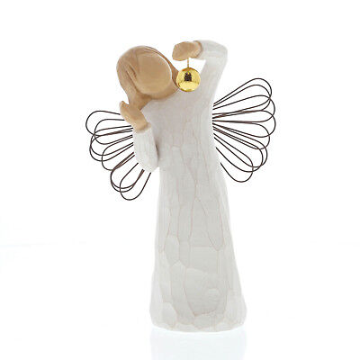"Willow Tree by Susan Lordi  ""Angel of Wonder"" 13,5 cm  26085"