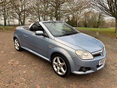 Vauxhall Tigra 1.4 Exclusiv * 12 Months Mot + Low Mileage + Great Condition *