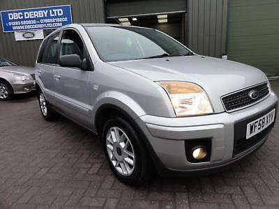 **immaculate 2 Owner + Ford Ford Fusion Zetec 1.4 Tdci Ze Tec Climate **