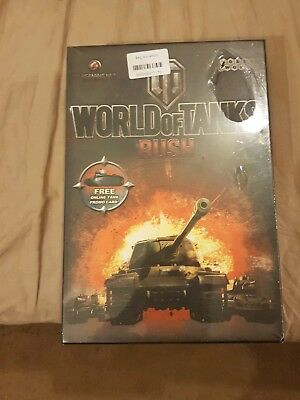 World of Tanks Rush /  Card / Board Game / By Hobby World