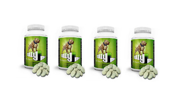 4 x BULLY MAX DOG VITAMIN MINERAL SUPPLEMENT - 60 TABLETS - OFFICIAL UK DEALER