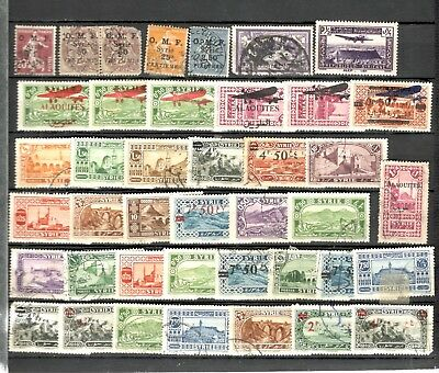 [M1982] Syria 2 pages collection classic old