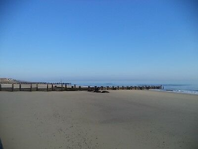 Norfolk Hoilday Chalet Nr Beach Sleeps  4  7 Nights  10Th August T0 17Th August