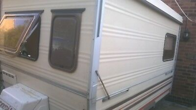 Lightweight Casita/Esterel Folding /Fold /Pop up Caravan /Trailer/Tourer/Touring