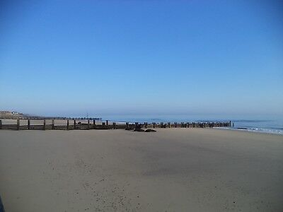 Norfolk Hoilday Chalet Nr Beach Sleeps  4  7 Nights  August 24Th To 31St  Aug