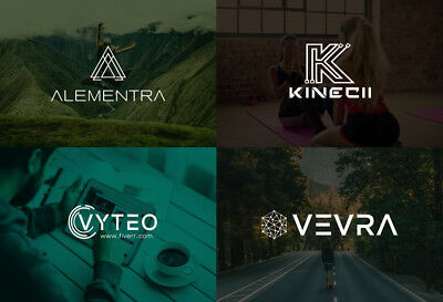 PROFESSIONAL CUSTOM LOGO DESIGN FOR BUSINESS + UNLIMITED REVISION | GRAPHICS del