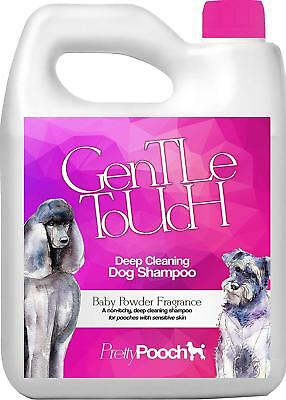 Dog Shampoo Conditioner Baby Powder Fragrance Puppies Sensitive Skin Suitable 5L