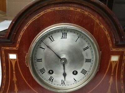1920's COVENTRY ASTRAL Mantle/Mantel Clock- Serviced. VGC