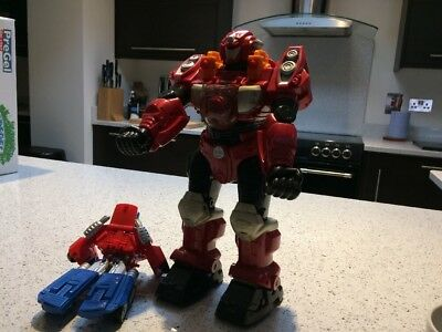 Two Children's Transformers