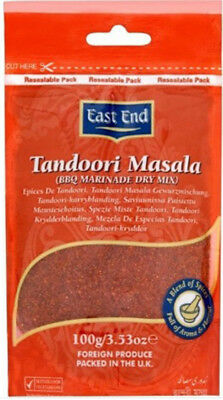 100g East End Tandoori Masala BBQ Marinade Dry Mix