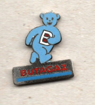 pin's ours butagaz egf