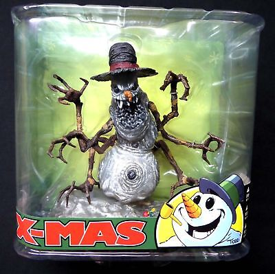Jolly Snowman : Monster Series 5 Twisted Christmas –Figure 16 cm - McFarlane