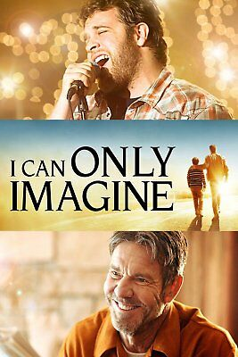 I Can Only Imagine [HD Digital Movie Code] SEE DESCRIPTION