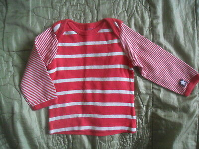 Mothercare Girl Top Stripes 0-3 months Excellent