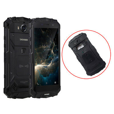 Durable For Doogee S60 Protective Shell Housing Battery Fit Rear Cover Case