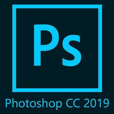 Adobe Photoshop CC 2019 per Windows -1 licenza perpetua lifetime preattivata