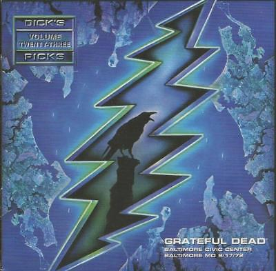 THE GRATEFUL DEAD Dick's Picks Vol. 23 SEALED Real Gone reissue 3CD
