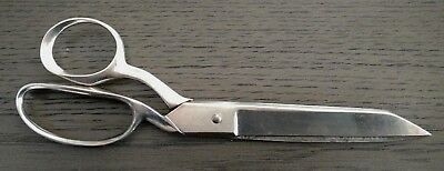Wiss Inlaid Scissors 127 Vintage Sewing No Steel Forged Made USA Shears FreeShip