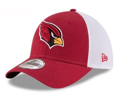 ... nfl draft official on stage 59fifty fitted hat 93ac2 d8243  get new  arizona cardinals new era 39thirty neo builder hat cap red white 1cd5e f7688 44d1a61fc