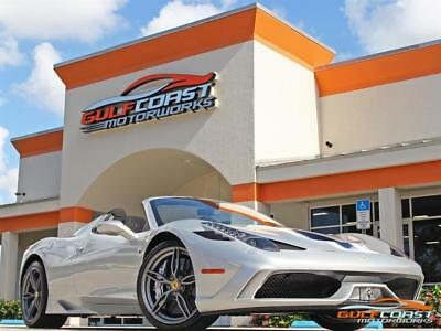 2015 458 Speciale A  2015 Ferrari 458 Speciale Aperta 1k Miles Very Rare and Collectable!!
