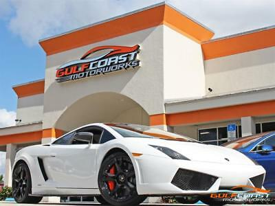 2009 Gallardo LP560-4 2009 Lamborghini Gallardo LP560-4  White w/ Black leather 11k miles