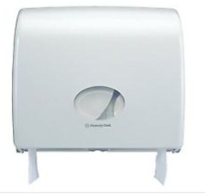 Kimberly Clark Aquarius professional jumbo toilet roll dispenser 6991000 New