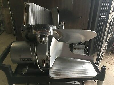 Brice  Commercial Meat Slicer