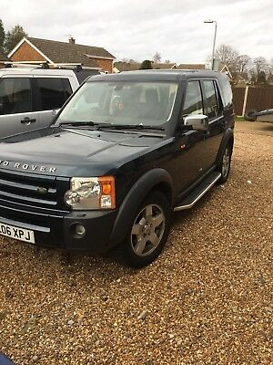 Land Rover discovery 3 spares or repairs