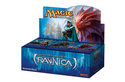 4x Playset MTG Magic the Gathering Complete Set of 4 x4 Cards Return to Ravnica