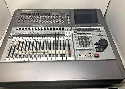 Roland VS-2480DVD Digital Recording Workstation with motorized faders