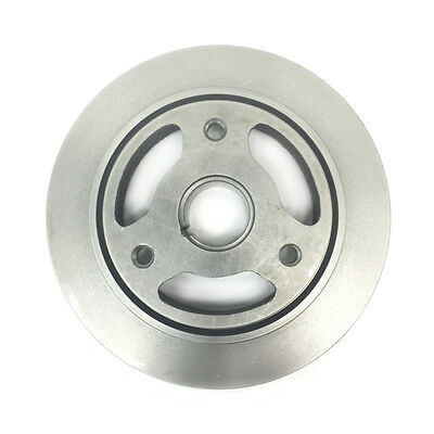 NEW MerCruiser Volvo OMC 2.5L 3.0L 4 Cyl Harmonic Balancer Crankshaft Pulley