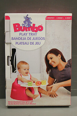 Bumbo Play Tray, Ages 3 mo. +, New!