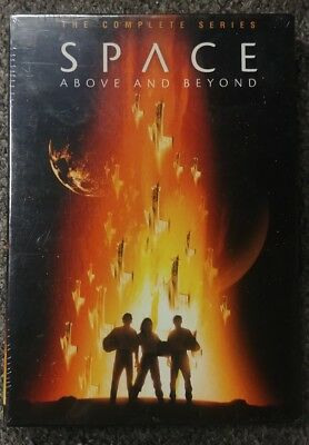 Space Above And Beyond - Complete Series - 5 DVD - Dts Surround Sound Dolby NEW