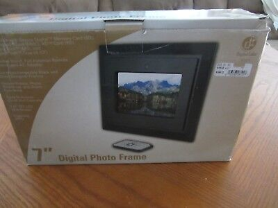 "Digital Labs K101 7"" inch Digital Picture Photo Frame New"