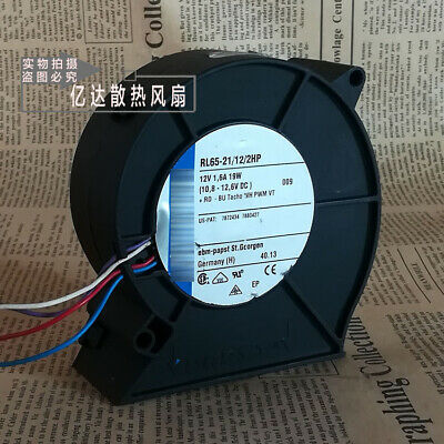 Applicable for ebmpapst RL65-21/12/2HP 12V 1.6A 19W ABB Inverter Blower fan